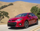 Xe Toyota Corolla thế hệ mới chính thức trình làng